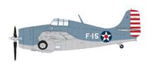 F4F-3 Wildcat Lt. Edward H. Butch OHare, VF-3, USS Lexington