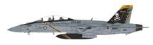 F/A-18F Super Hornet VFA-103 75th Anniversary Scheme, USS Abraham Lincoln, 2017