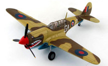 P-40N Kittyhawk Mk IV RAF No.112 Sqn, FX760, Edward Ross, 1944