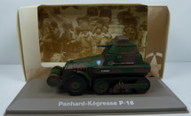 Panhard-Kegresse P 16 French Army