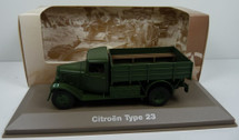 Citroen Type 23 French Army