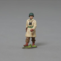 General George Patton, Three Star General Figure, Limited to 100 Pieces Worldwide