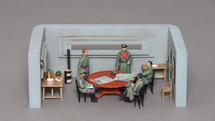 World War II Bunker Set with Knights Cross Winners, including Maximilian von Weichs