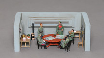 World War II Bunker Set with Knights Cross Winners, including Maximilian von Weichs