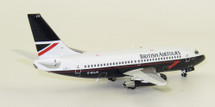 British Airtours B737-200 G-BGJH With Stand