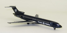 Policia Federal Preventiva (PFP) Mexico Boeing 727-200 XC-NPF With, Stand 80 MODELS MADE