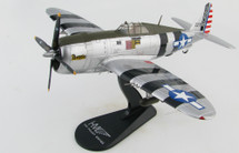 P-47D Thunderbolt Bonnie, 460th FS, 348th FG, Philippines, 1945