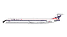 Delta MD-88 N956DL Widget Livery Gemini Jets Diecast Display Model