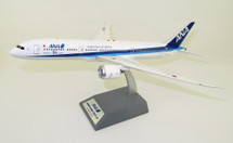 ANA Boeing 787-9 Dreamliner JA882A ANA 50th B787 With Stand