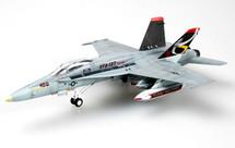 F/A-18C Hornet Display Model USN VFA-137 Kestrels, NE402