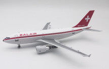 Balair Airbus A310-322 HB-IPK With Stand