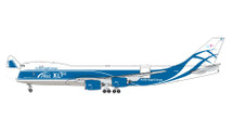 Air Bridge Cargo B747-8F VP-BBY (Interactive Series) Gemini Jets Display Model