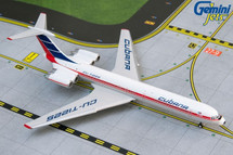 Cubana IL-62M CU-T1225 (1986 livery) Gemini Jets Display Model
