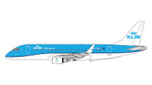 KLM Cityhopper E175 PH-EXU Gemini Jets Display Model