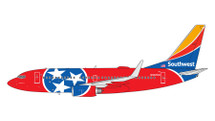 Southwest B737-700W N922WN Tennessee One Gemini Jets Display Model