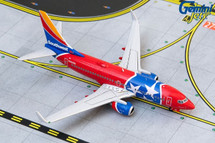 Southwest B737-700W N922WN Tennessee One Gemini Jets Display Model
