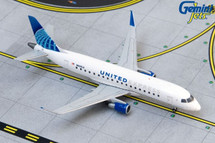United Express / ExpressJet E175 N605UX (new livery) Gemini Jets Display Model