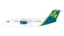 Aer Lingus / CityJet RJ-85 EI-RJI New Livery (BAe-146 equivalent) Gemini 200 Diecast Display Model