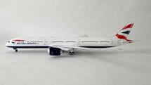 British Airways Boeing 787-10 Dreamliner G-ZBLA With Stand