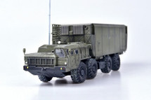 "54K6E ""Baikal"" Air Defense Command Post Russian Army, 2010s, Green"