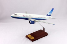 United Airlines A320 Mastercraft Models