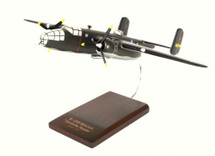 B-25B Mitchell Doolittle Raiders, no base plate Mastercraft Models