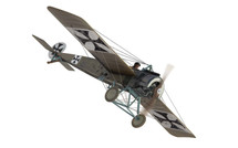 Fokker E.III Eindecker , Manfred von Richthofen, Kasta 8, June 1916