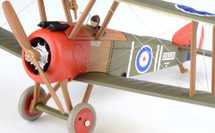 Sopwith Camel F.1. Wilfred May, 21st April 1918, Death of the Red Baron