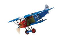 Fokker D.VII Rudolf Berthold Jasta 15/JG II Chery-les-Pouilly Aerodrome France 1918