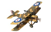 SE5a D3511, Major R. S Dallas, CO RAF No.40 Squadron, Bruay Aerodrome, France, May 1918, Top Australian air ace of WWI
