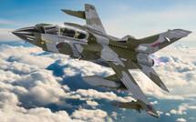 Tornado GR.Mk 4 RAF No.31 Sqn, ZG752, RAF Marham, England, Tornado Farewell 2019