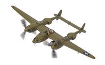P-38G Lightning 43-2264 Miss Virginia, 339th FS, 347th FG, Operation Vengeance, 1943