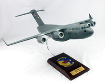 C-17 Globemaster III 436 wing 3rd Air Lift Squadron (Dover AFB) 1/100 Mastercraft Models