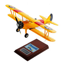 PT-17 Stearman (N2S-2/3/4) Yellow Peril 1/22 Mastercraft Models