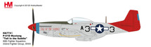 P-51D Mustang Tall in the Saddle 99th FS, 332nd FG