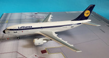 Lufthansa Airbus A310-203 D-AICB With Stand
