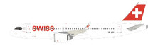 Swiss International Air Lines Airbus A320-271N HB-JDA With Stand