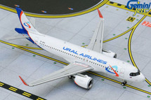 Ural A320neo, VP-BRX Gemini Jets Display Model