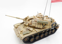 "M60A1 RISE with ERA ""Saddamizer,"" U.S. Marine Corps, Desert Storm, 1991"