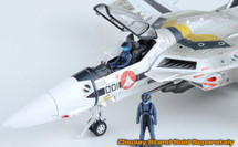 VF-1S Valkyrie Roy Fokker, Robotech: Farewell Big Brother (Weathered Finish Ink on Panel Lines)