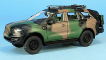 Arquus Trapper VT4 4x4 Personnel Carrier French Army, NATO Camouflage, 2018