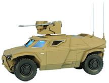 Arquus Scarabee Light Armored 4x4 Earth Tone, 2019 Prototype