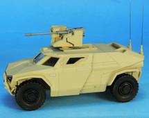 Arquus Scarabee Light Armored 4x4 Sand Tone, 2019 Prototype