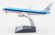 KLM Royal Dutch Airlines Boeing 737-8K2 PH-BXN With Stand