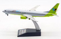 Jin Air Boeing 737-86N HL7559 With Stand