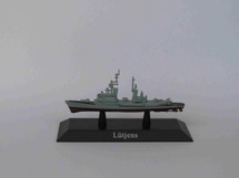 German Bundesmarine destroyer Luetjens 1967, DeAgostini Diecast Warships