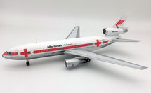 Martinair Holland McDonnell Douglas DC-10-30CF PH-MBG Polished With Stand