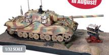 Sd.Kfz.186 Panzerjager Tiger 3.Komanie, Schwere Panzerabteilung 653
