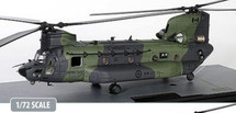 CH-47F Chinook RCAF, 450 Tactical Helicopter Squadron, Includes Display Stand