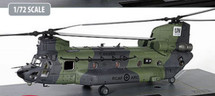CH-47F Chinook RCAF, 450 Tactical Helicopter Squadron, Camp Castor, Includes Display Stand